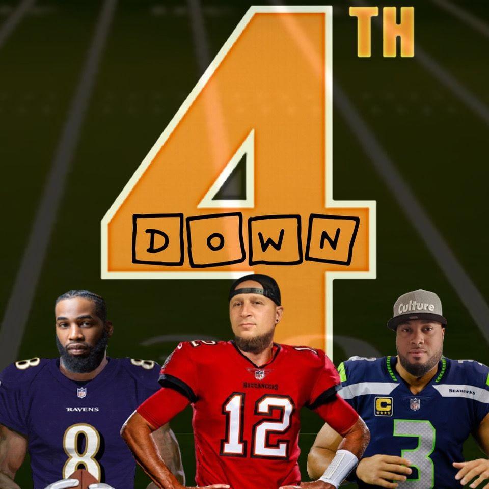 BRM - 4th Down ft Kingsman JË & DB
