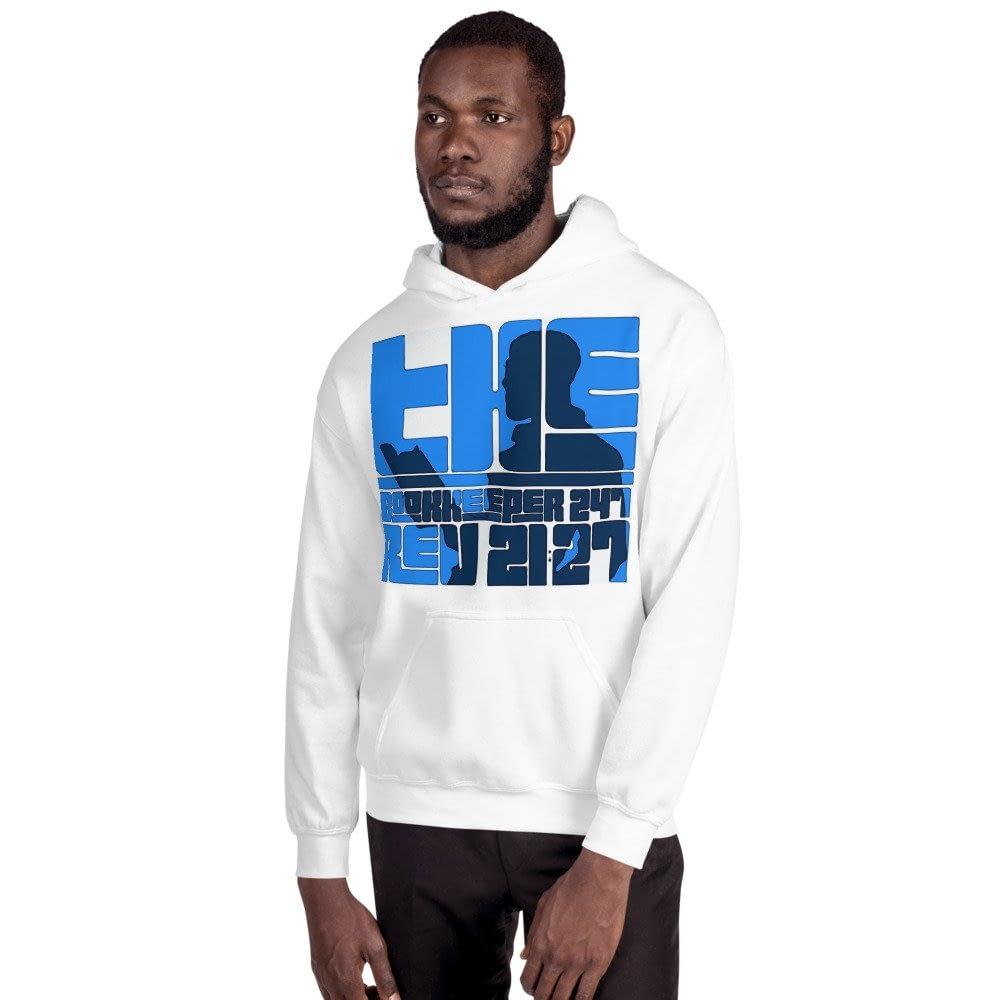 "theBookkeeper247 ""Logo"" Hooded Sweatshirt #tBK247"