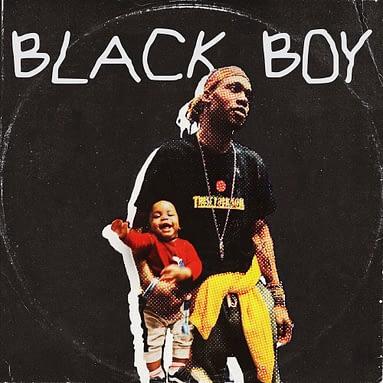 """Kevi Morse """"Black Boy"""""""