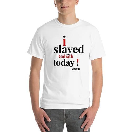 theBookkeeper247 Men's Short-Sleeve T-Shirt - #tBK247tees
