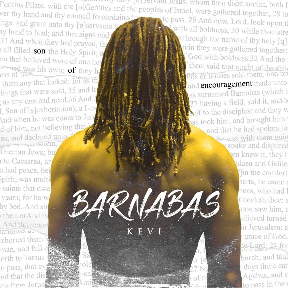 "Kevi ""Barnabas"" Release Updates & Track Listing"