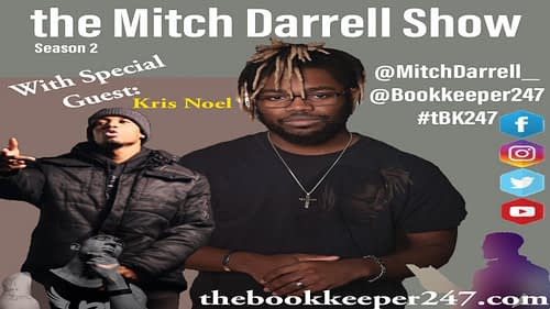 the Mitch Darrell Show episode 1 with Guest Kris Noel (Season 2)