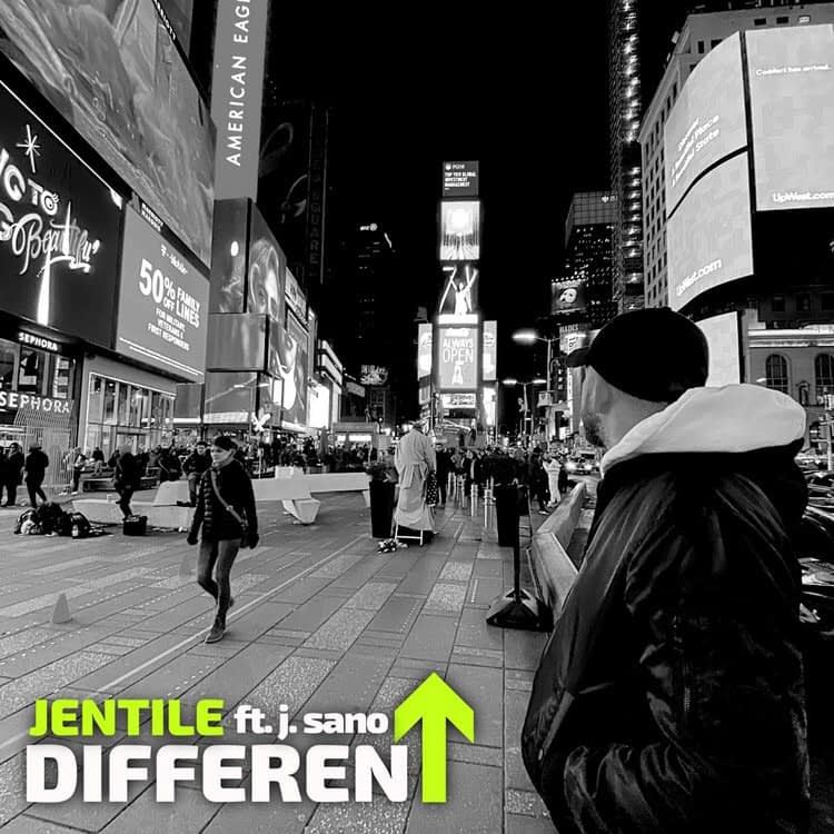 Jentile - Different (feat. J. Sano)