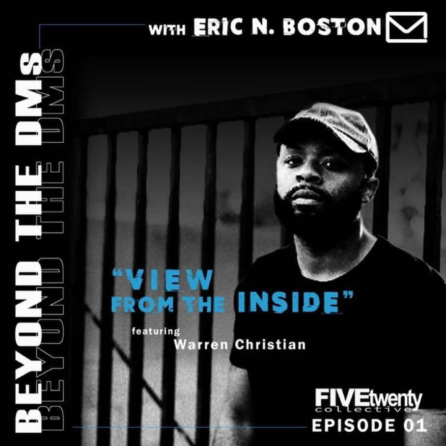 Eric Boston BTDMs Episode 01 - View From the Inside