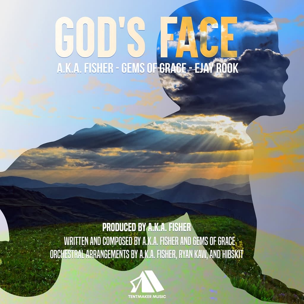 """A.K.A. FISHER TO RELEASE """"GOD'S FACE"""" VIA TENTMAKER MUSIC"""