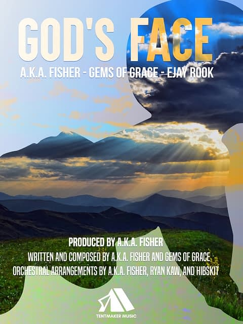 "A.K.A. FISHER TO RELEASE ""GOD'S FACE""  VIA TENTMAKER MUSIC"