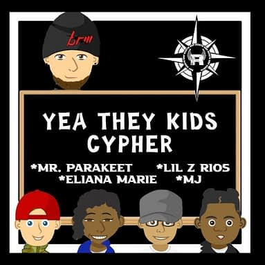 """YEA THEY KIDS"" kids CHH Cypher"