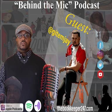 theBookkeeper247 Podcast with Guest Gitemjay (Episode 4) Part 2