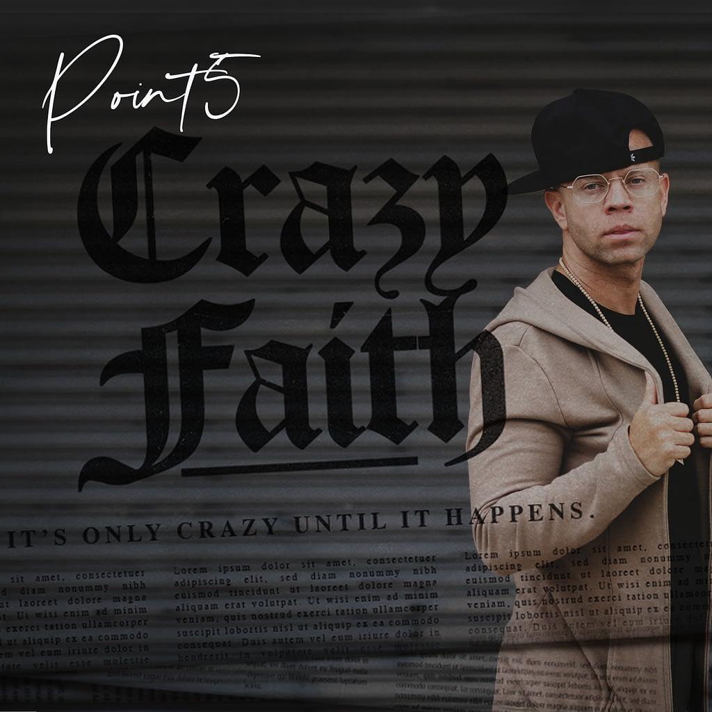 Point5's 'Crazy Faith' - New Single/Music Video