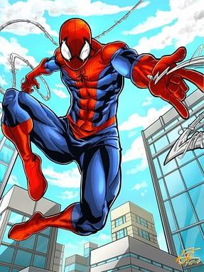 Spider-Man Fan Art by Eric Ealons