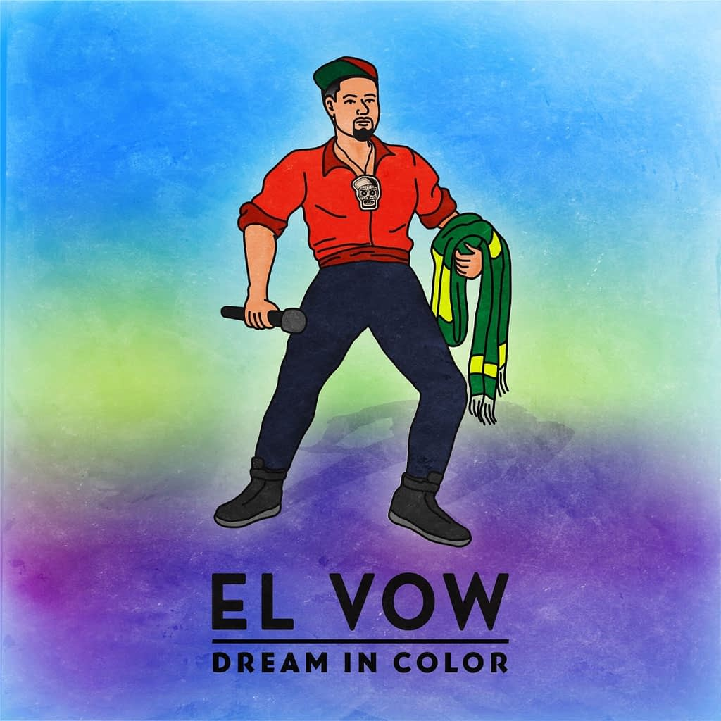 EL VOW RELEASES NEW EP, 'DREAM IN COLOR'