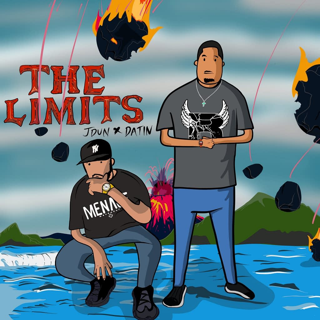 """JDUN'S NEW SINGLE FEATURING DATIN IS LITERALLY BREAKING ALL """"THE LIMITS"""""""