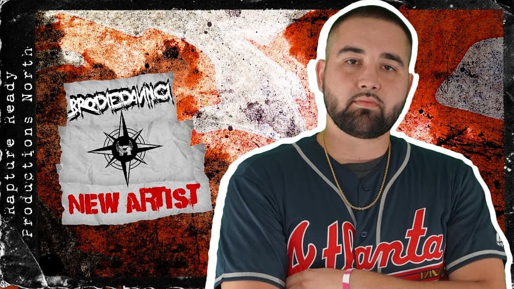 RAPTURE READY PRODUCTIONS NORTH SIGNS CHARISMATIC CHH ARTIST BRODIE DAVINCI!