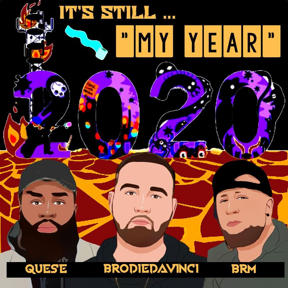 """Brand New RRP North artist BrodieDaVinci drops his first single """"MY YEAR"""""""