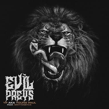 YP aka Young Paul feat. WrittenByC4 – Evil Preys