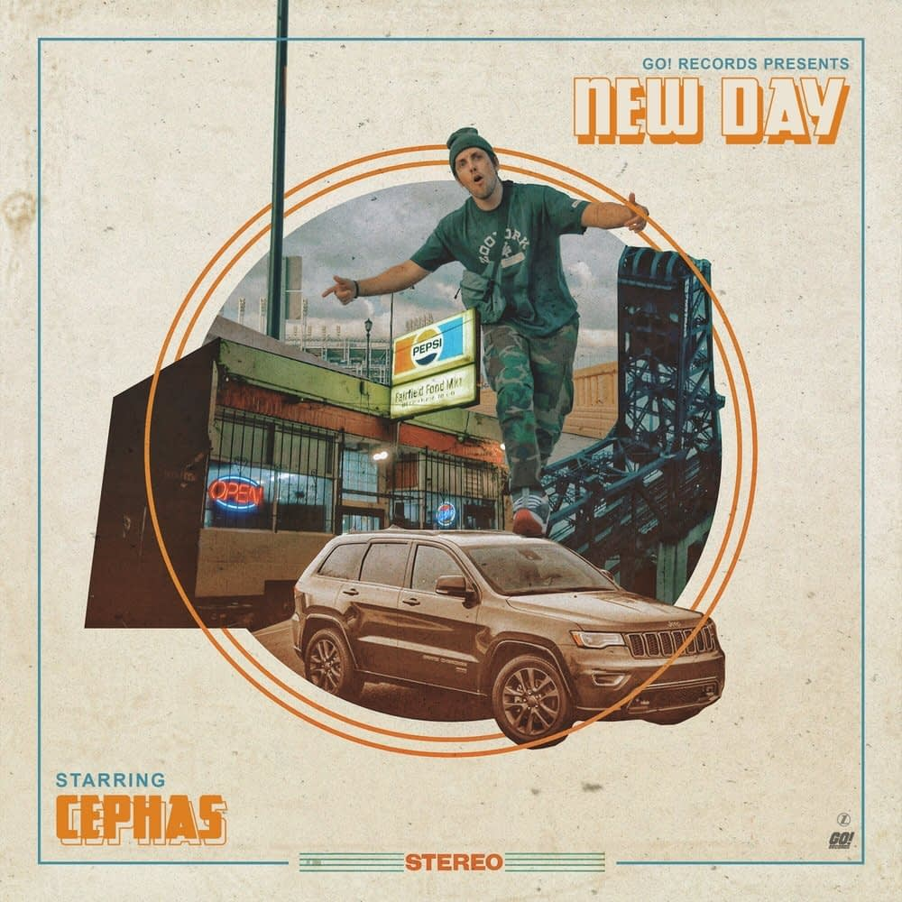 """Cephas """"New Day"""" Music Video"""