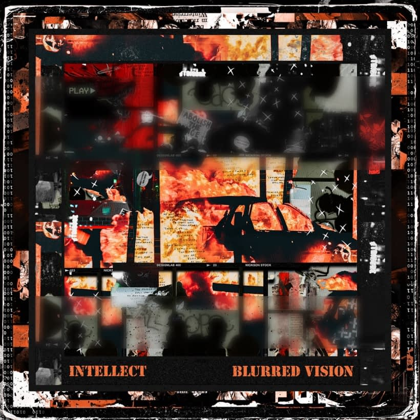 iNTELLECT RELEASED THE 'BLURRED VISION' EP