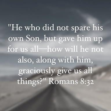 Faith's Checkbook – He Freely Gives